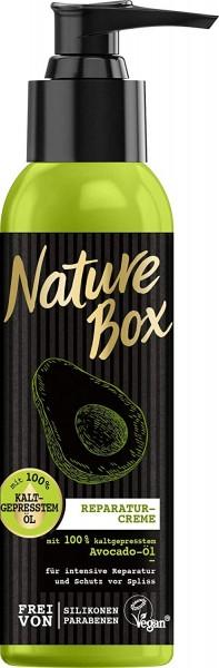 3x Nature Box Reparatur-Creme Avocado-Öl je 150ml Haarpflege
