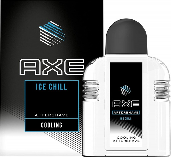 6 x Axe Aftershave Ice Chill je 100ml Cooling Erfrischend & Pflegend