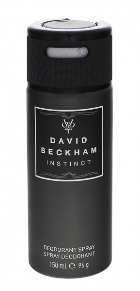 3 x David Beckham Deospray Instinct je 150ml for men