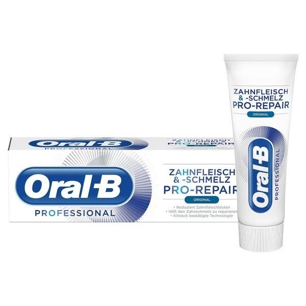 Oral-B Professional Zahnfleisch & - Schmelz Pro-Repair Original Zahnpasta 75 ml