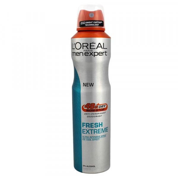 Loreal Men Expert Deospray Deodorant 250ml Fresh Extreme