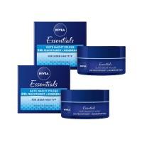 2 x Nivea Essentials Gute Nacht Pflege für jeden Hauttyp je 50 ml