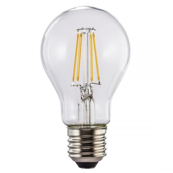 Xavax LED-Filament E27 470lm ersetzt 40W Glühlampe Warmweiß