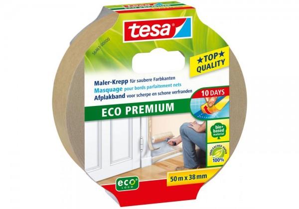 tesa Maler Kreppband ECO Premium 50mx38mm