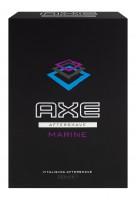 3 x AXE Aftershave Marine je 100ml Rasierwasser
