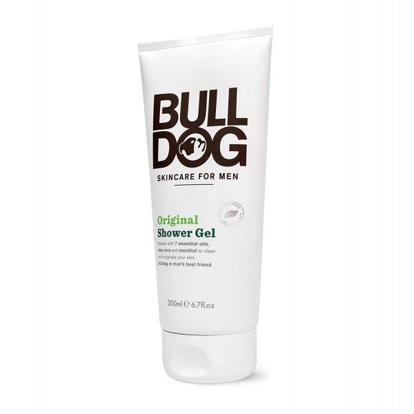 3x Bulldog Original Shower Gel für Männer je 200ml