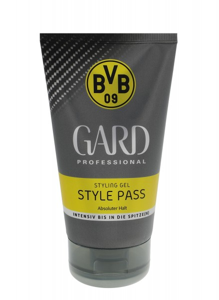 Gard Styling Gel BVB 09 Edition Style Pass Absoluter Halt 150ml