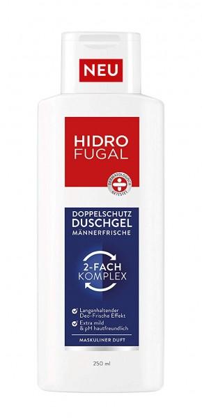 Hidrofugal Männerfrische Duschgel Maskuliner Duft 250ml