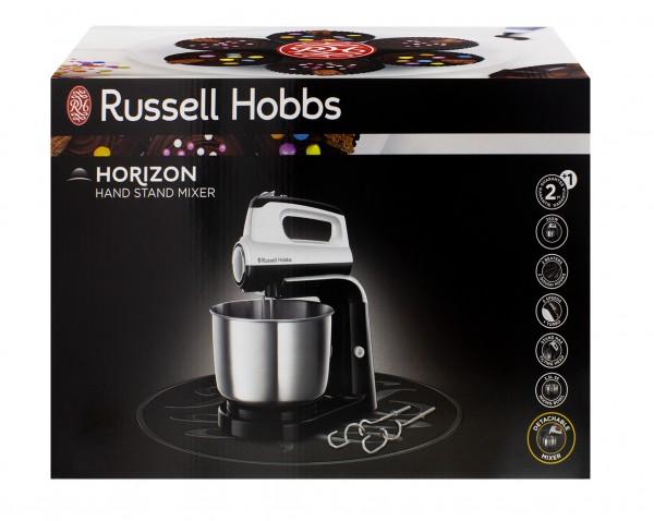 Russell Hobbs Horizon Handmixer mit Rührschüssel und Ständer 350 Watt