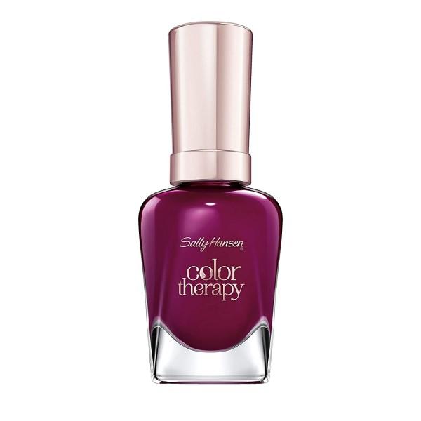 Sally Hansen Color Therapy 505 Calming Cranberry Nagellack mit Arganöl 14,7 ml