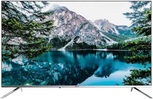 Metz blue 50MUB7111 Silber Smart TV Fernseher 50 Zoll 4K UHD