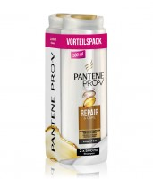 Vorteilspack Pantene Pro-V Shampoo Repair & Care 2 x 500ml