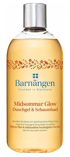2 x Barnängen Midsommar Glow Duschgel & Schaumbad je 400ml