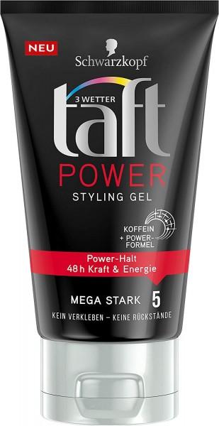 Schwarzkopf 3 Wetter Taft Power Gel Styling Mega Starker Halt 5 150ml