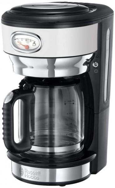 Russell Hobbs 21703-56/RH Retro Classic Blanc Kaffee Maschine