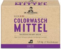 Dr. Theo Krauss Sensitiv Colorwaschmittel 22 Waschladungen Sensitiv 1,5kg