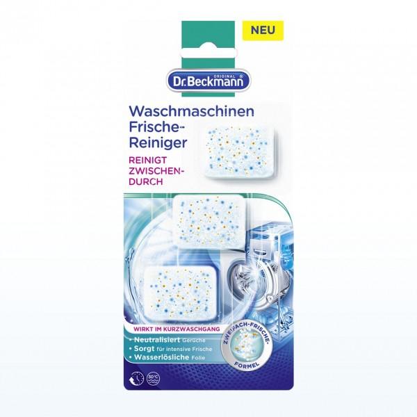 9 x 20g Dr. Beckmann Waschmaschinen Frische-Reiniger Caps