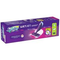 Swiffer Wetjet Reinigungsset Feuchtreiniger Starter Kit für alle Böden
