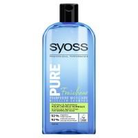 2x Syoss Mizellen Shampoo Pure Fresh normales Haar je 500ml