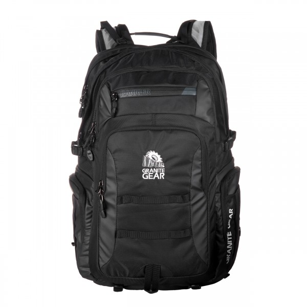 Granite Gear G1000015 Wanderrucksack Travel Backpack schwarz