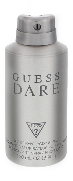 2 x Guess Dare Homme Deospray Bodyspray je 150ml