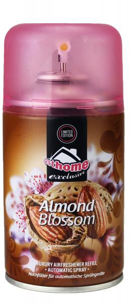 6 x At Home exclusive Mandelblüte Nachfüller für automatische Sprühgeräte je 250 ml