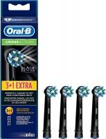 Oral-B CrossAction Black Edition Ersatzbürsten 4 Stk.