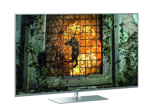 Panasonic TX55HXT976 55 Zoll 123 cm Fernseher Dolbi Atmos LCD TV Metal Silver