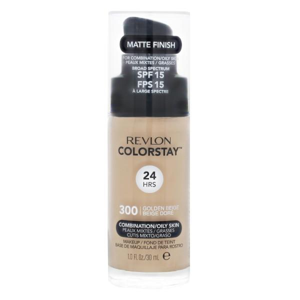 2 x Revlon ColorStay MakeUp Combination Oily Skin je 30 ml Golden Beige 300
