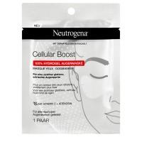 Neutrogena Cellular Boost Augenmaske Für eine glattere erfrischte Augenpartie 1 Paar