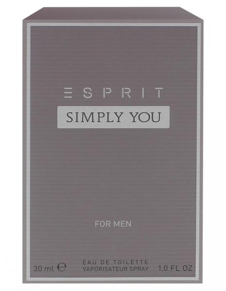 Esprit Simply You EDT Spray For Him 30ml