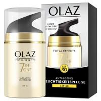 Olaz Total Effects 7in1 Feuchtigkeitspflege 50 ml LSF 30 Gesichtspflege