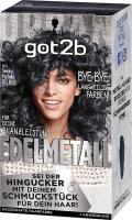 Schwarzkopf got2b Edelmetall M73 Smoky Metallic Silber 142ml