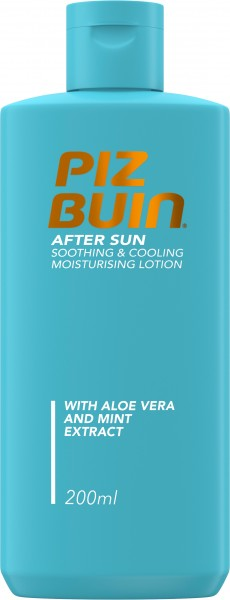 Piz Buin After Sun Soothing & Cooling Moisturising Lotion 200ml