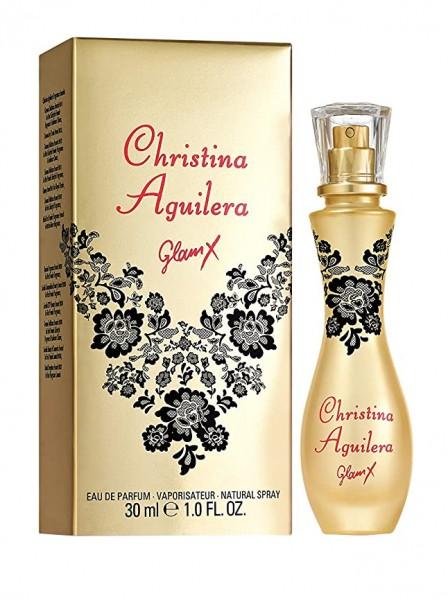 Christina Aguilera Glam X Eau De Parfum 30ml for woman