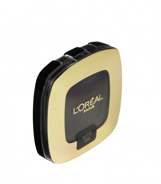 L\'Oreal Color Riche Lidschatten Nude 208 Chocolate Brownie