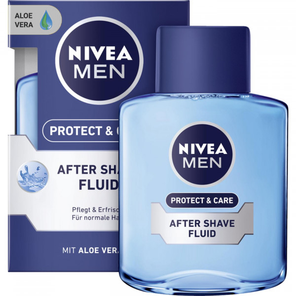 Nivea Men After Shave Fluid Protect & Care 100ml
