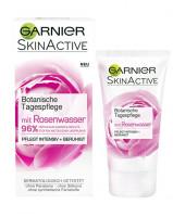 2 x Garnier SkinActive Botanische Tagespflege mit Rosenwasser je 50ml