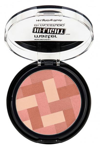 Maybelline Master Hi-Light Blush Powder 20 Pink Rose 9g