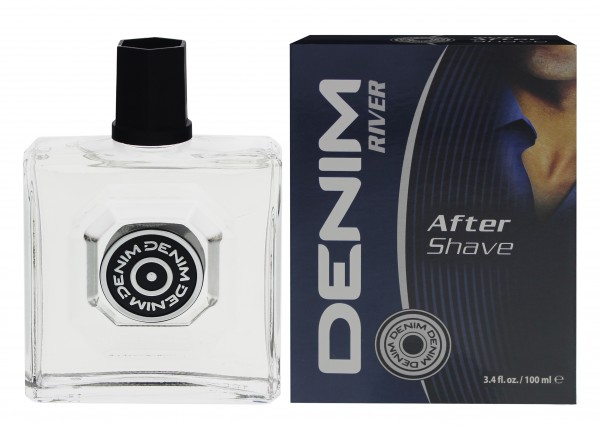 """Denim Aftershave """"River"""" 100 ml for Men für Männer"""