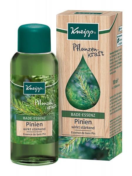 3x Kneipp Bade-Essenz Pflanzenkraft mit Pinienduft je 100ml