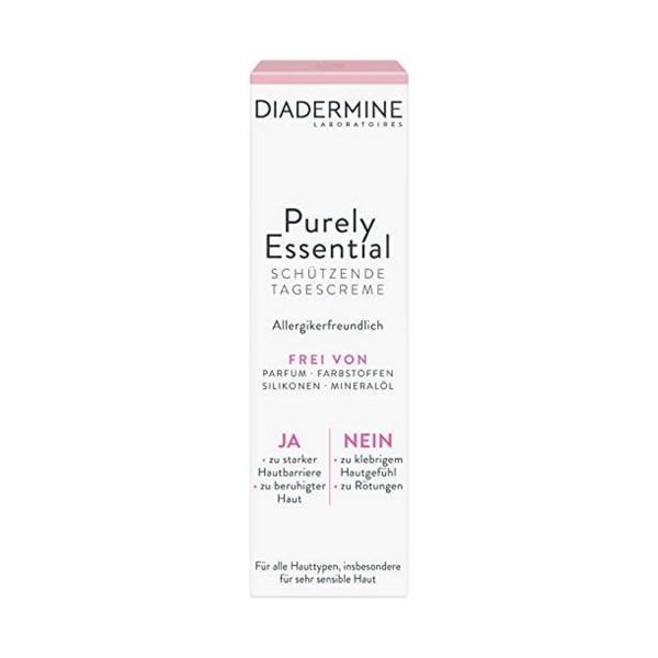DIADERMINE Purely Essential schützende Tagescreme 40ml