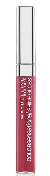 3 x Maybelline Colour Sensation Shine Lip Gloss 360 Stella Berry
