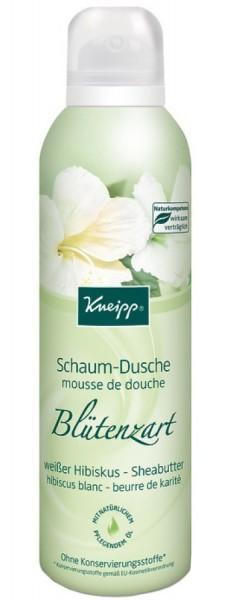 Kneipp Schaumdusche Blütenzart Weißer Hibiskus und Sheabutter 200ml