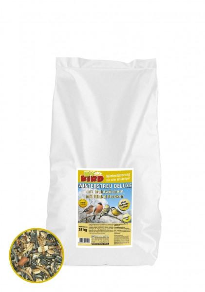 My Bird Winterstreufutter Deluxe mit Mehlwürmern & Dinkelflocken ohne Getreidekörner 25kg