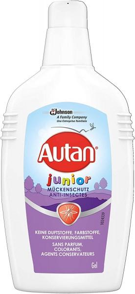Autan Junior Mückenschutz Gel für Kinder ab 2 Jahren 100ml