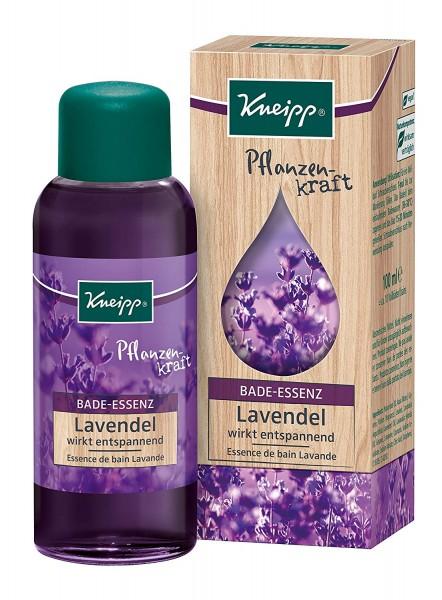 Kneipp Bade-Essenz Pflanzenkraft Lavendel 100ml