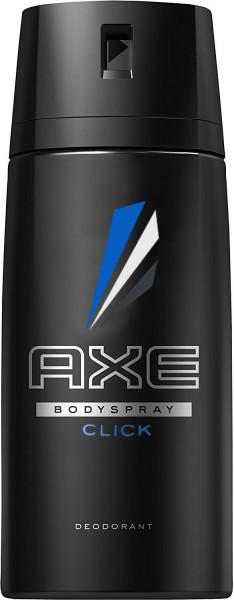 Axe Deo Click 150ml Deospray für den Mann