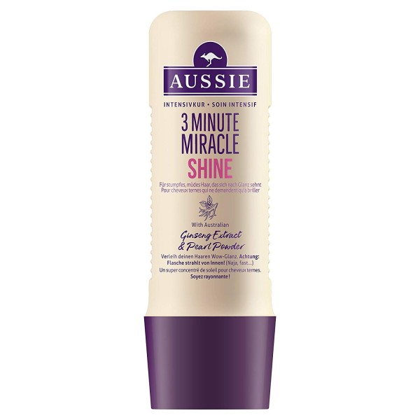 Aussie Intensivkur Haarkur 3 Minute Miracle Shine 250ml