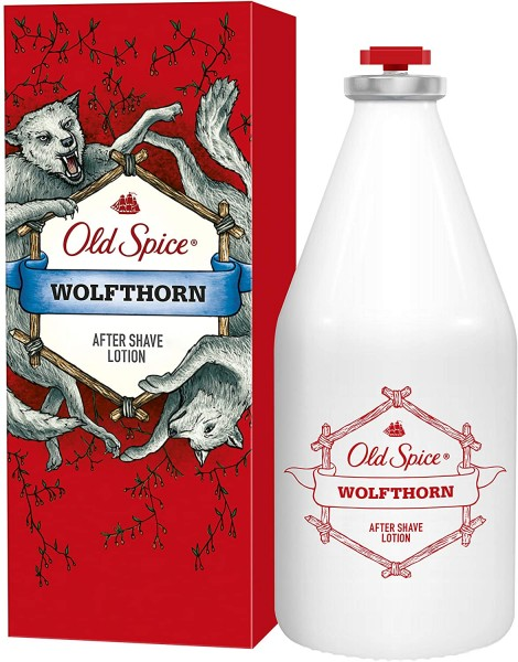 Old Spice Wolfthorn After Shave Lotion 100ml Rasierwasser